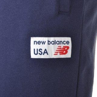Шорты New Balance Pa Flc - фото 5