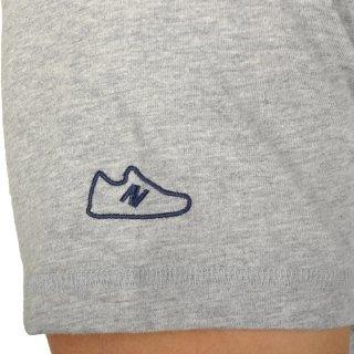 Футболка New Balance Trackclub Logo - фото 5