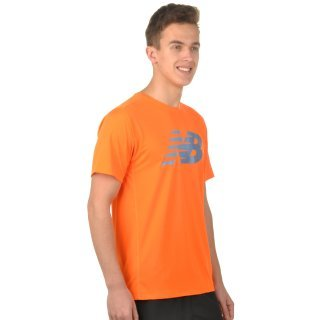 Футболка New Balance Accelerate Print - фото 4