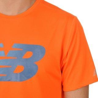 Футболка New Balance Accelerate Print - фото 5