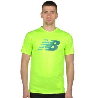 Футболка New Balance Accelerate Print - фото 1