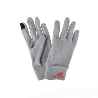 Перчатки New Balance Heavyweight Fleece Gloves - фото 1