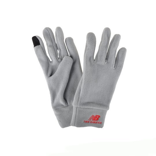 Перчатки New Balance Heavyweight Fleece Gloves - фото