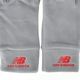 Перчатки New Balance Heavyweight Fleece Gloves - фото 3