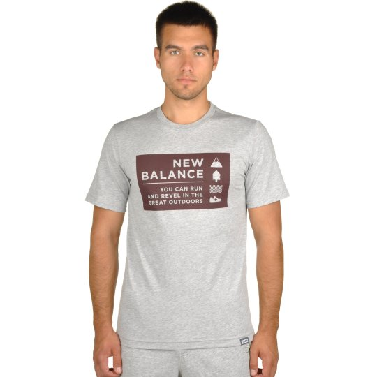 Футболка New Balance Camp Vibes - фото