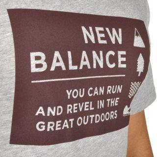 Футболка New Balance Camp Vibes - фото 5