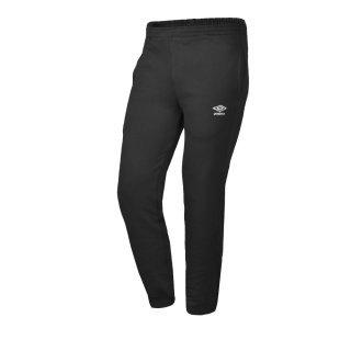 Брюки Umbro Basic Cvc Fleece Pants - фото 1