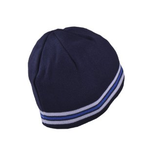 Шапка Umbro 3 Stripe Big Logo Beanie - фото 2