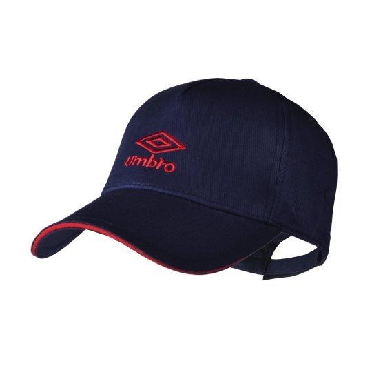 Кепка Umbro Stripe Logo Cap - фото