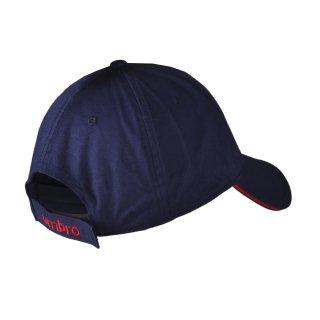 Кепка Umbro Stripe Logo Cap - фото 2