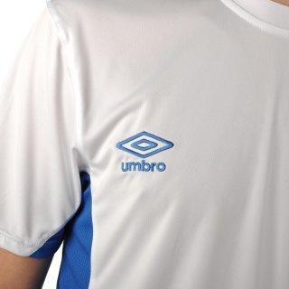 Футболка Umbro Field Jersey Ss - фото 8