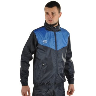 Куртка-ветровка Umbro Unity Shower Jacket - фото 7