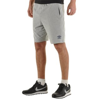 Шорты Umbro Basic Jersey Shorts - фото 2