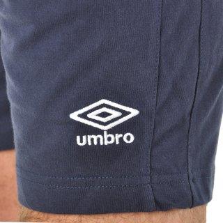 Шорты Umbro Basic Jersey Shorts - фото 4
