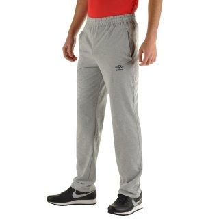 Брюки Umbro Basic Jersey Pants - фото 5