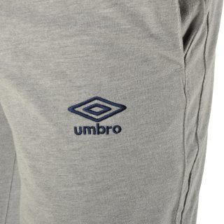 Брюки Umbro Basic Jersey Pants - фото 8