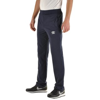 Брюки Umbro Basic Jersey Pants - фото 5