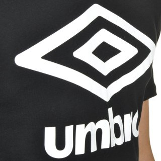 Футболка Umbro Lrg Logo Ctn Tee - фото 5