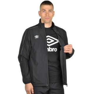 Куртка-ветровка Umbro Pro Training Shower Jacket - фото 5