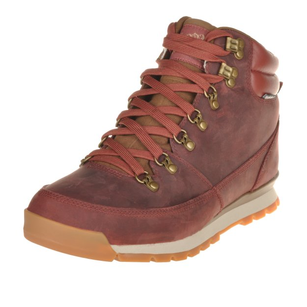 Ботинки The North Face M B2b Redux Leather - фото