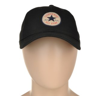 Кепка Converse Core Cotton Twill Baseball Cap - фото 5
