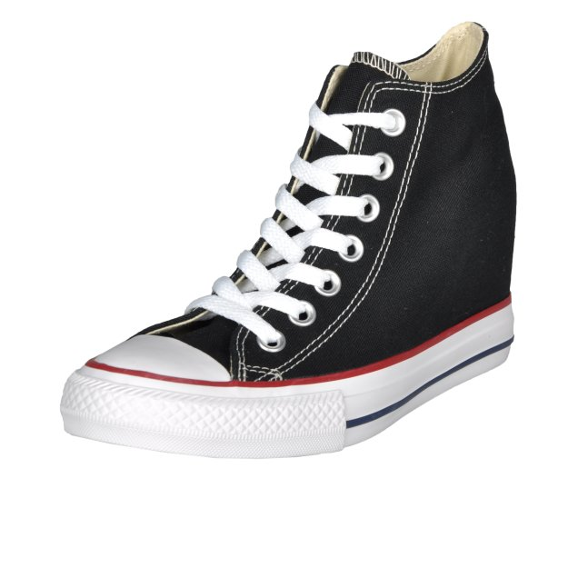 Кеды Converse Chuck Taylor All Star Lux - фото