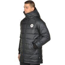 Куртка Converse Core Long Hooded Puffer - фото