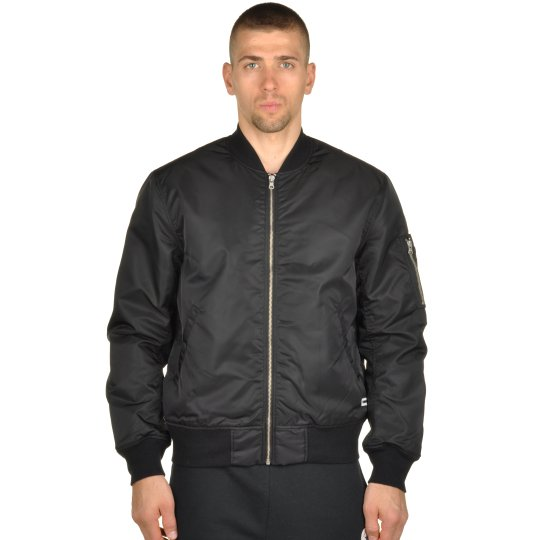 Куртка Converse Nylon Ma-1  Bomber - фото