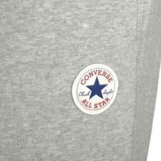 Брюки Converse Core Rib Cuff Jogger - фото 5