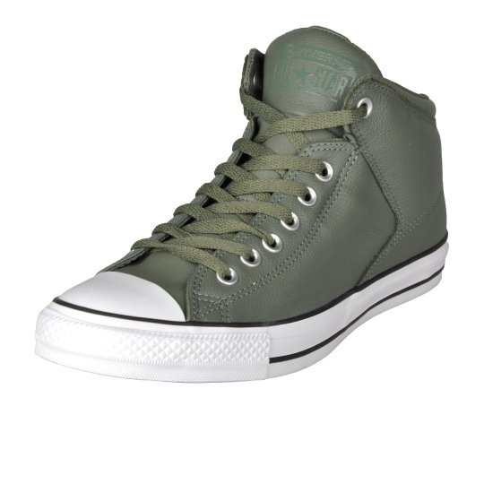 Кеды Converse Chuck Taylor All Star High Street - фото