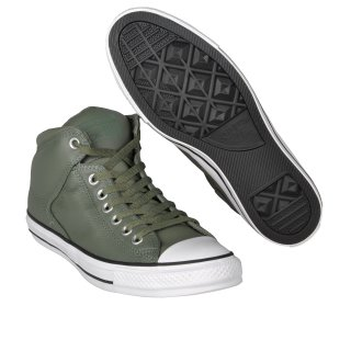 Кеды Converse Chuck Taylor All Star High Street - фото 3