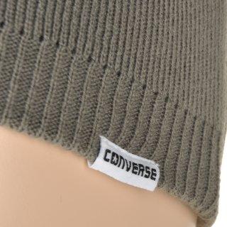 Шапка Converse Core Knit Beanie - фото 7