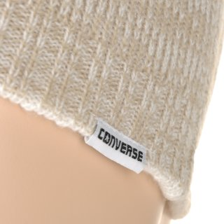 Шапка Converse Twisted Knit Beanie - фото 7