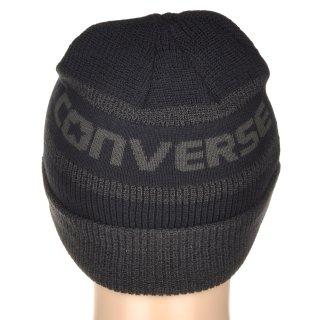 Шапка Converse Jacquard Knit Watchcap - фото 3