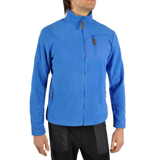 Кофта East Peak mens fulzip fleece - фото