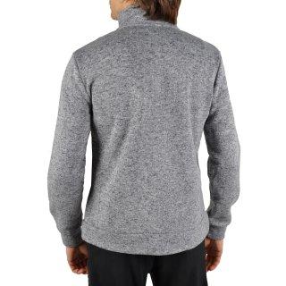 Кофта East Peak mens knitted fulzip w/print - фото 6