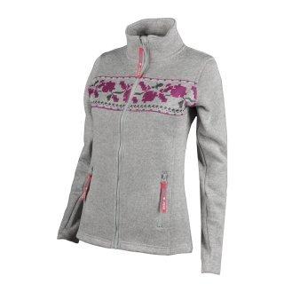Кофта EastPeak Ladys Knitted Fulzip W/Print - фото 1