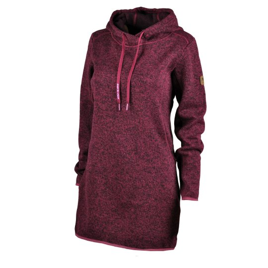Кофта East Peak ladys long hooded top - фото