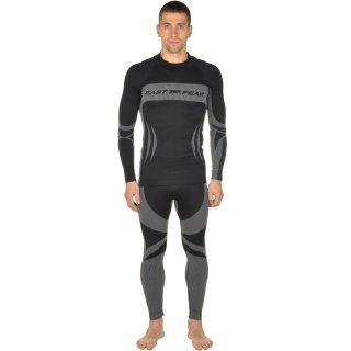 Термобелье East Peak Mens Baselayer Seamless Set - Top And Pants - фото 1