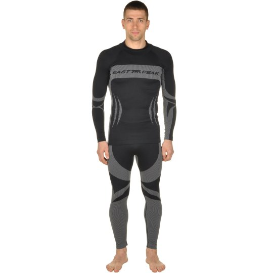 Термобелье East Peak Mens Baselayer Seamless Set - Top And Pants - фото