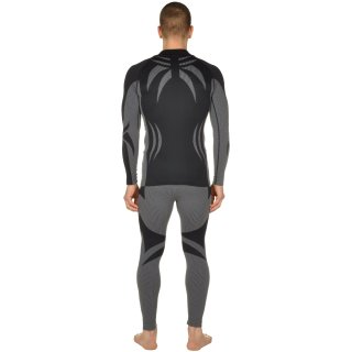 Термобелье East Peak Mens Baselayer Seamless Set - Top And Pants - фото 2