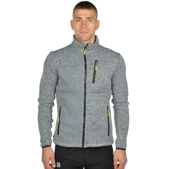 Кофта East Peak Men Knitted Fleece Jacket - фото