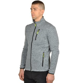 Кофта East Peak Men Knitted Fleece Jacket - фото 2