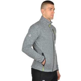 Кофта East Peak Men Knitted Fleece Jacket - фото 4