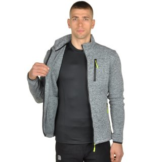 Кофта East Peak Men Knitted Fleece Jacket - фото 5