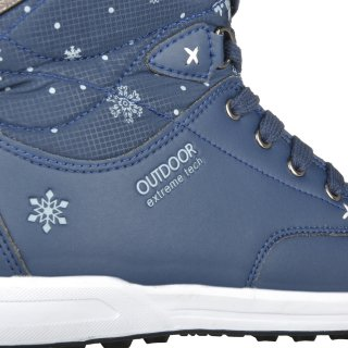 Ботинки East Peak Winter Woman`S High Sneakers - фото 7