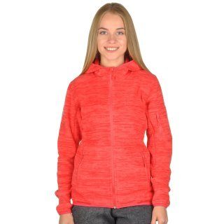 Кофта East Peak Women Hooded Fulzip Fleece - фото 1