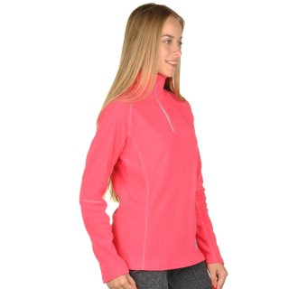 Кофта East Peak Women Light Halfzip Jacket - фото 4