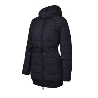 Куртка-пуховик Champion 3/4 Detachable Hood Duck Down Jacket - фото 1