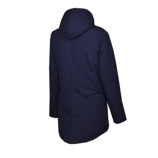Куртка-пуховик Champion Hooded 3/4 Duck Down Jacket - фото 2
